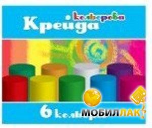 Колорит тон асфальтный 6 цветов, круглый (20002) MobilLuck.com.ua 11.000