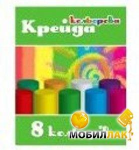 Колорит тон асфальтный 8 цветов, круглый (20003) MobilLuck.com.ua 18.000