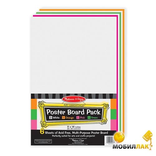 Melissa&Doug Цветная бумага для рисования (MD4173) MobilLuck.com.ua 51.000