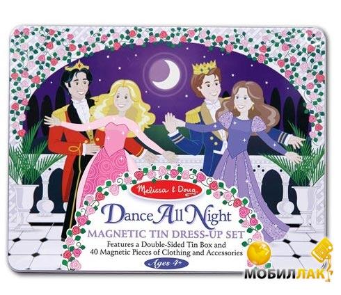 Melissa&Doug Магнитный набор Принцессы на балу (MD4767) MobilLuck.com.ua 199.000