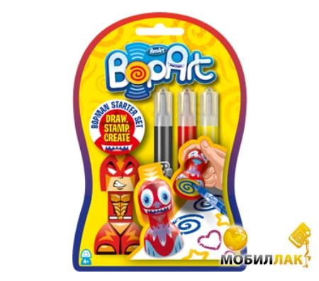 RenART BopArt Набор стартовых штампов OmBop MobilLuck.com.ua 61.000