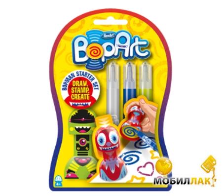 RenART BopArt Набор стартовых штампов RoBop MobilLuck.com.ua 61.000