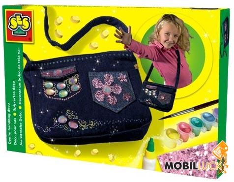 SES Набор для изготовления сумочки Модный тренд (14868S) SES