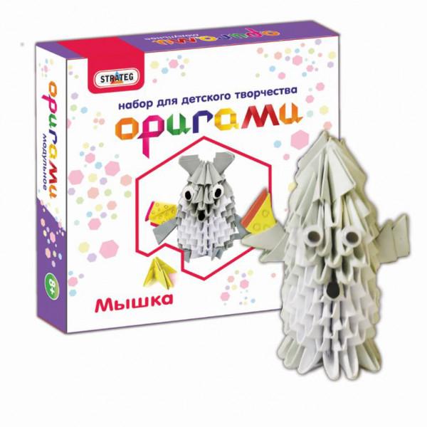 Strateg Оригами Мышка (203-3) Strateg
