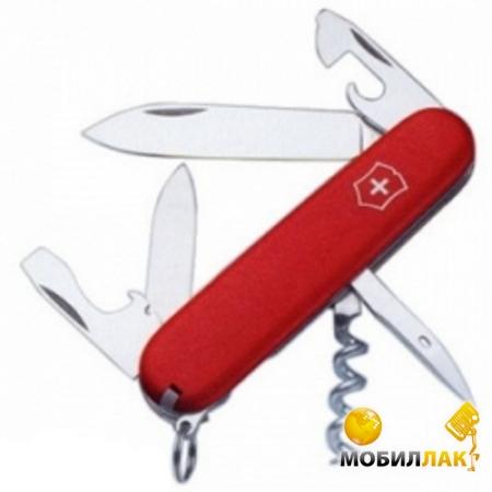 Victorinox 3.3603 Ecoline, красный матовый нейлон MobilLuck.com.ua 301.000