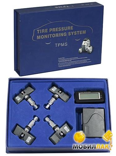 spy Spy TPMS-102 TPM-V104A черный