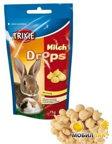 trixie Trixie Drops Молоко и мед 75 г
