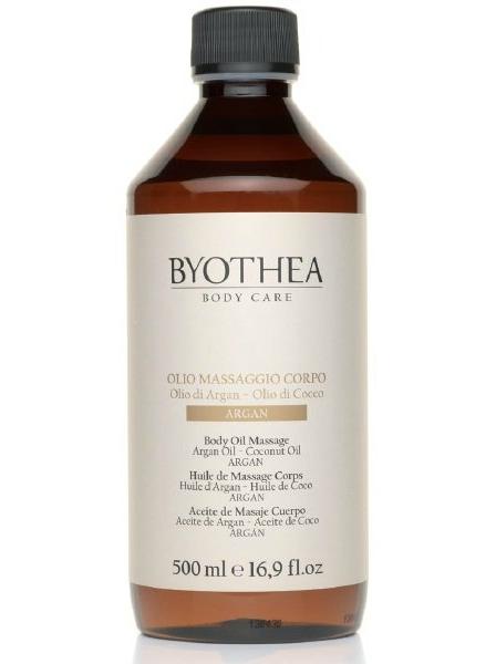 Byothea с маслом Аргана и Кокоса 500 мл (207) Byothea