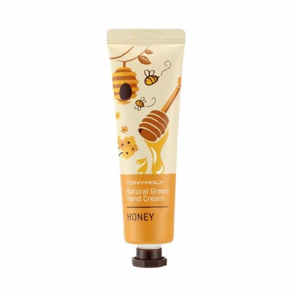 Tony Moly Natural Green Hand Cream Honey 30 мл Tony Moly