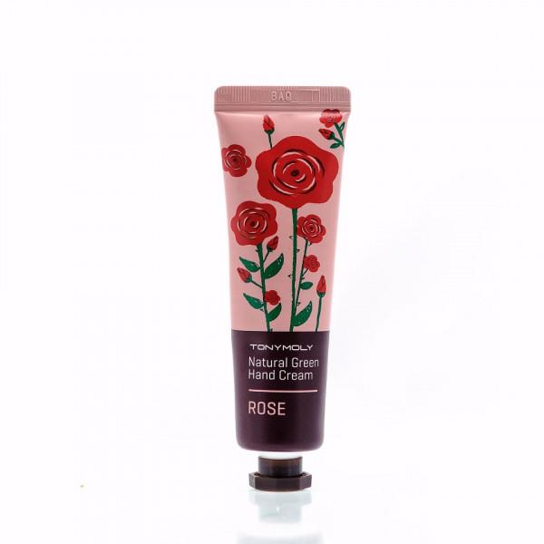 Tony Moly Natural Green Hand Cream Rose 30 мл Tony Moly