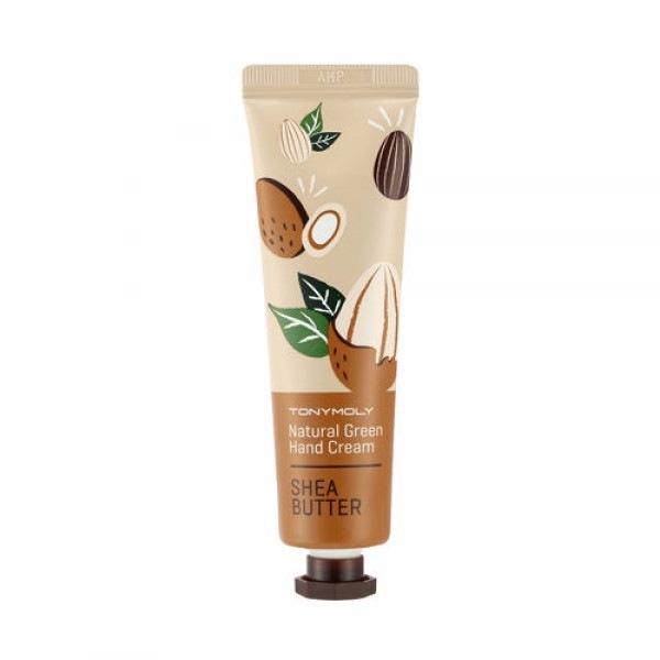 Tony Moly Natural Green Hand Cream Shea Butter 30 мл Tony Moly