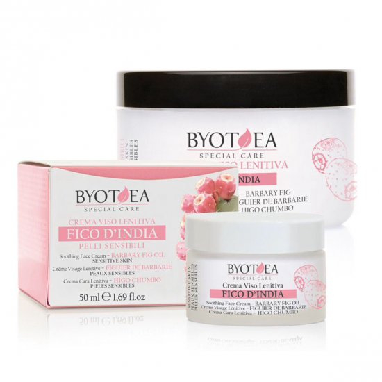 Byothea Face Care Sensitive Skin для чувствительной кожи восстанавливающий с маслом семян опунции 200 мл Byothea