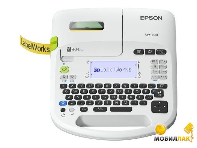 Epson LW700 label works Cyrilic 220v C51CA63100 MobilLuck.com.ua 2703.000