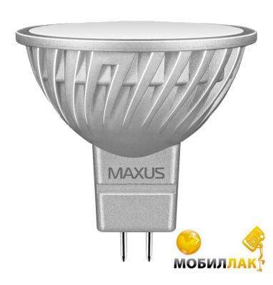Maxus MR16 4W 4100K 12V GU5.3 AP MobilLuck.com.ua 82.000