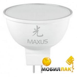 Maxus MR16 4W, 3000K, 220V, GU5.3, AP (1-LED-405) MobilLuck.com.ua 73.000