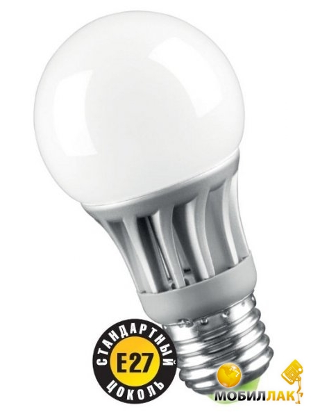Энергосберегающая лампа LED Navigator A55-5-2.7K-E27, 94 974