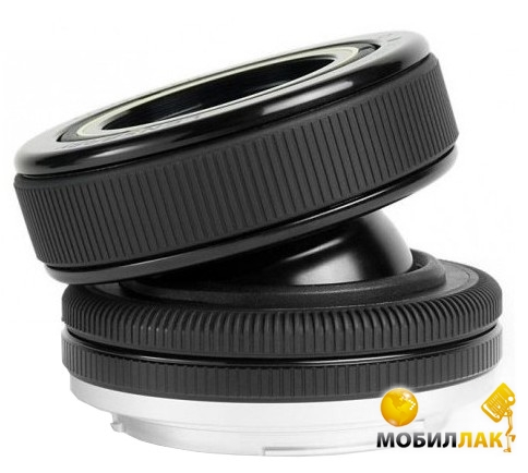 Lensbaby Composer Pro Double Glass for Sony NEX MobilLuck.com.ua 4515.000