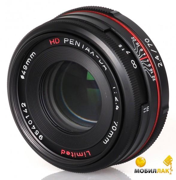 Pentax DA 70mm f/2.4 Limited Black MobilLuck.com.ua 9075.000