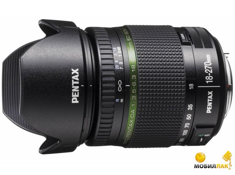 Pentax SMC DA 18-270mm f/3.5-6.3 ED SDM MobilLuck.com.ua 9969.000