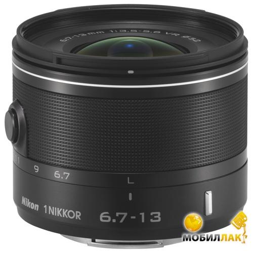 Nikon 1 6.7-13mm f/3.5-5.6 Black VR MobilLuck.com.ua 6078.000