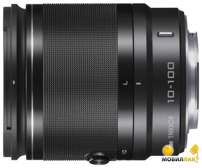 Nikon 1 VR 10-100mm f/4.0-5.6 Black MobilLuck.com.ua 6292.000