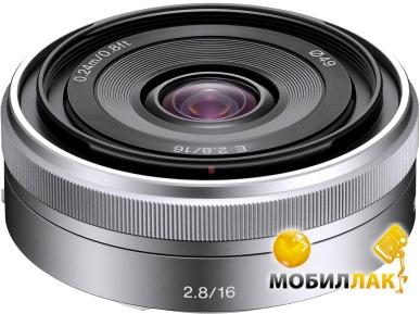 Sony 16mm f/2.8 MobilLuck.com.ua 4999.000