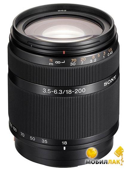 Sony 18-200mm f/3.5-6.3 MobilLuck.com.ua 18999.000