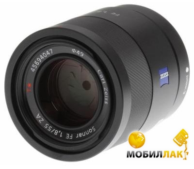 Sony 55mm f/1.8 для камер NEX FF MobilLuck.com.ua 16999.000
