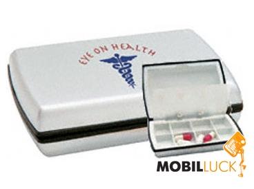 Zippo 40029 таблетница хромированная,недельная MobilLuck.com.ua 255.000