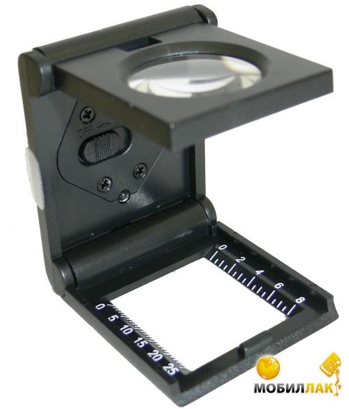 Konus Linen Tester 5x Light MobilLuck.com.ua 172.000