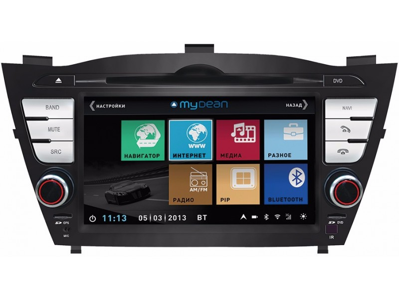 MyDean 1047-1 nv (Hyundai ix35) MyDean