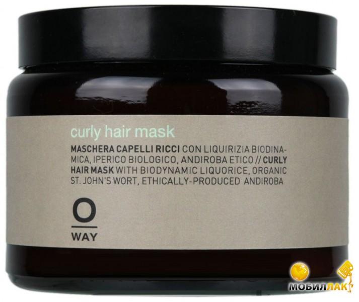 Маска для кучерявых волос Rolland Oway BeCurly 500 мл