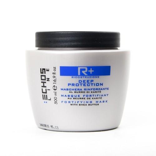 Echosline для глубокой реконструкции и защиты волос с маслом карите EL R Plus 500 мл Echosline