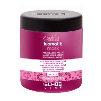 Echosline для защиты окрашенных и осветленных волос с аминокислотами Seliar Kromatik 1000 мл Echosline