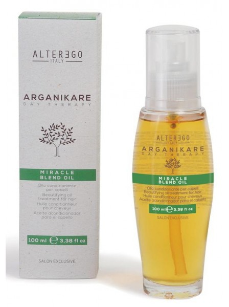 Alter Ego Italy Arganikare Miracle Blend Oil 100 мл Alter Ego Italy