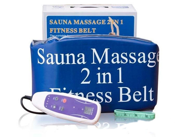 TV Shop Sauna Massage 2 in 1 TV Shop
