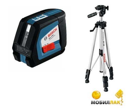 Bosch GLL 2-50 + BS 150 (0601063105) MobilLuck.com.ua 5483.000