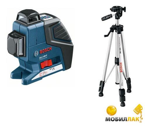 Bosch GLL 2-80 P + BS 150 (0601063205) MobilLuck.com.ua 7668.000