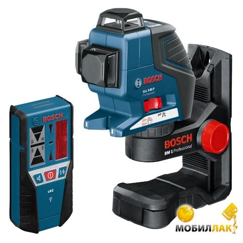 Bosch GLL 3-80 P + BM1 + LR2 (0601063303) MobilLuck.com.ua 11159.000