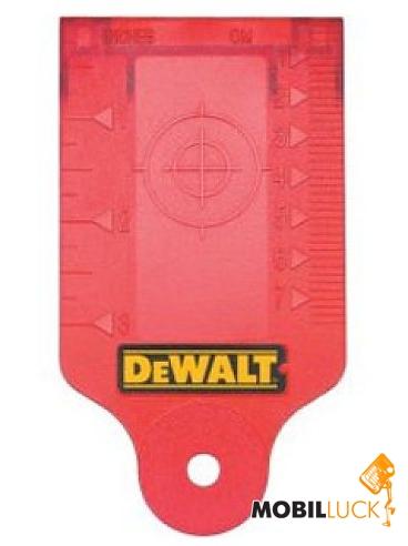 DeWALT Мишень-лучеуловитель для ротационных лазеров (DE0730) MobilLuck.com.ua 224.000