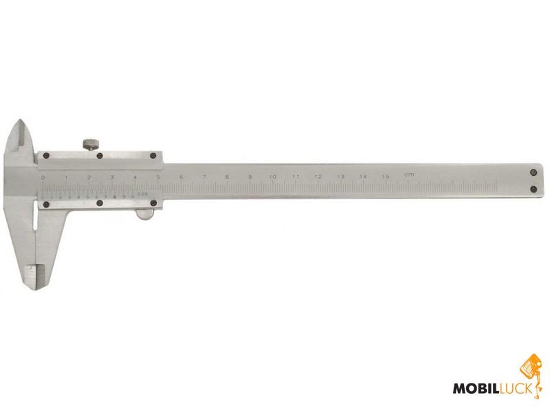 Intertool MT-3015 Штангенциркуль 150мм, +/- 0.05мм/м MobilLuck.com.ua 76.000