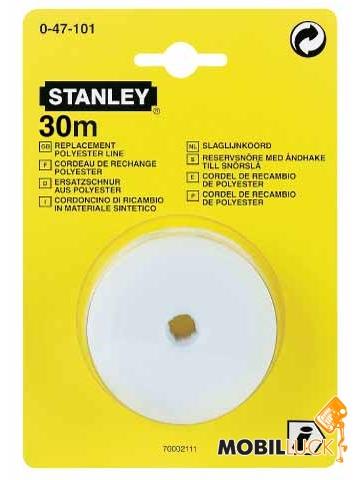 Stanley 0-47-101 Шнур разметочный запасной 30 м MobilLuck.com.ua 55.000