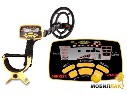 Garrett ACE 250 MobilLuck.com.ua 4130.000
