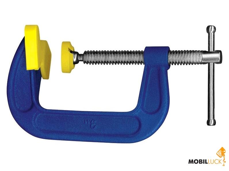 S&R Струбцина слесарная G 75мм (185466075) MobilLuck.com.ua 121.000