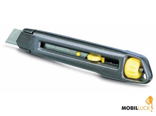 Stanley 0-10-018 Нож Interlock 18мм MobilLuck.com.ua 100.000