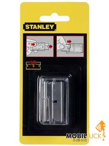 Stanley 0-28-510 Лезвия для скребка по стеклам MobilLuck.com.ua 58.000