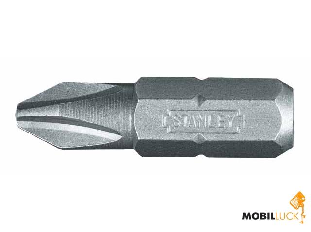 Stanley 1-68-945 Бита 1/4 под шлиц Pz1 L=25мм 25шт MobilLuck.com.ua 133.000