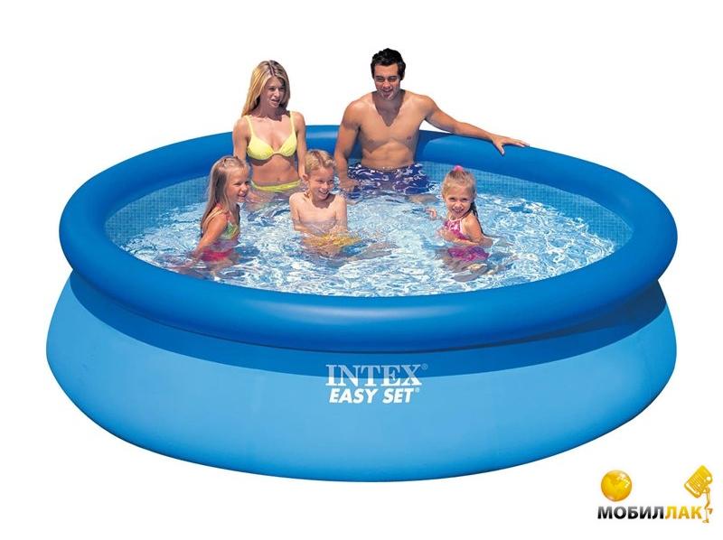 Intex Семейный бассейн 28120 Easy Set 305x76 см Intex