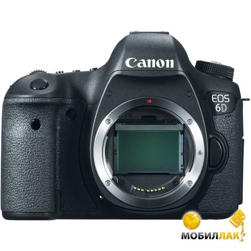Canon EOS 6D Body Wi-Fi + GPS официальная гарантия MobilLuck.com.ua 26799.000