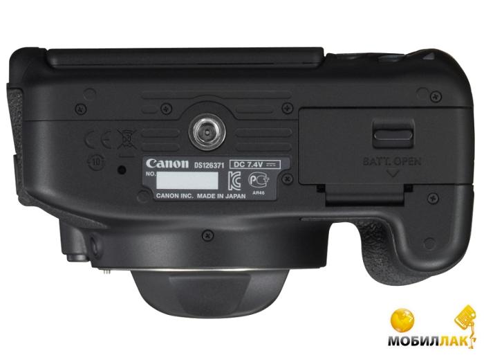 Фотоаппарат Canon EOS 650D 18-55 IS Kit.